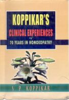 Clinical Experiences of 70 Years in Homeopathy