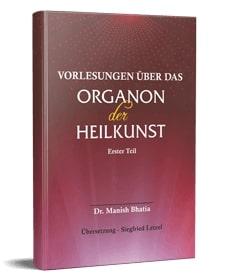 Vorlesungen Über Das Organon Der Heilkunst Teil 1 Book