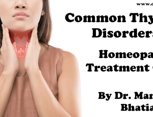 A brief overview of some common Thyroid Disorders