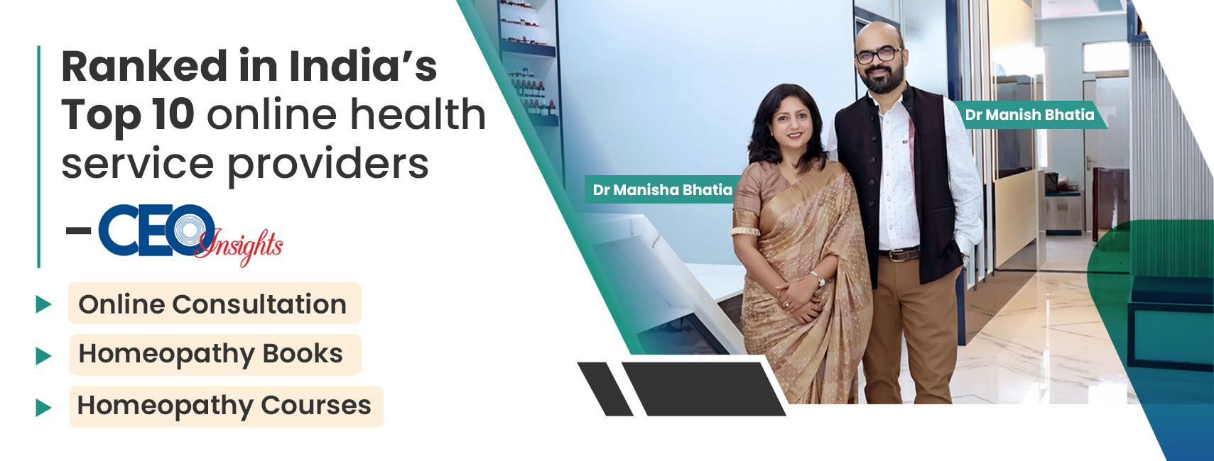 Dr Bhatia's Asha Homeopathy Treatment Center with Online Consultation